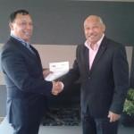 ECDef en SmartPLUS Resources tekenen overeenkomst