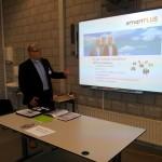 Presentatie door Stephan van Uden