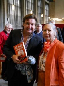Rene Froger en Eveline Brugghe